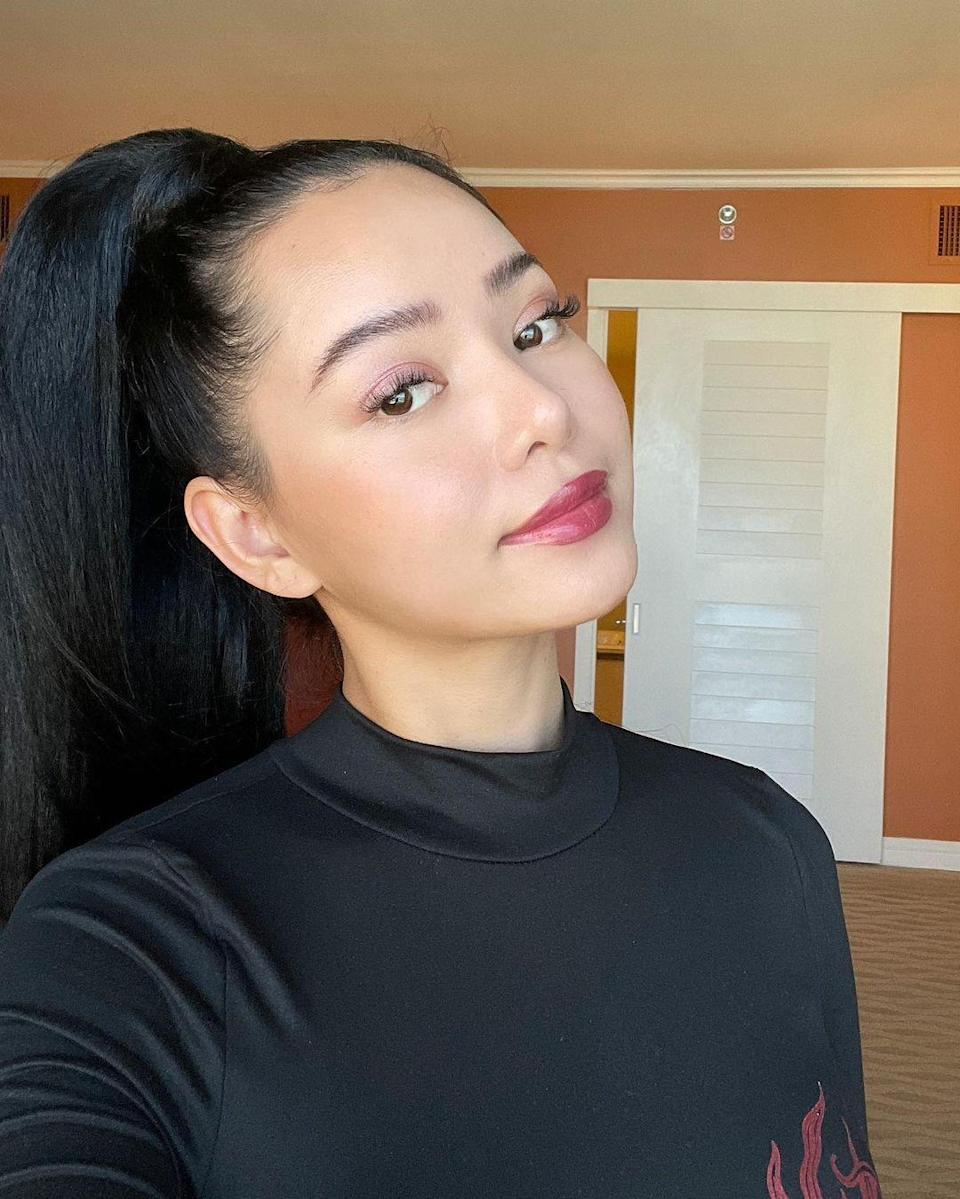 """<p>The popular TikTok star with the <a href=""""https://www.seventeen.com/celebrity/a32057217/most-liked-tikok/"""" rel=""""nofollow noopener"""" target=""""_blank"""" data-ylk=""""slk:most-liked video"""" class=""""link rapid-noclick-resp"""">most-liked video</a> on the platform <a href=""""https://www.tiktok.com/@bellapoarch/video/6917758482628234502"""" rel=""""nofollow noopener"""" target=""""_blank"""" data-ylk=""""slk:revealed during a game of Two Truths and a Lie"""" class=""""link rapid-noclick-resp"""">revealed during a game of Two Truths and a Lie</a> that she was adopted.</p>"""