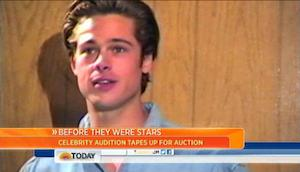 'Today' Airs Early Audition Tapes of Leonardo DiCaprio, Brad Pitt, Nicole Kidman (Video)