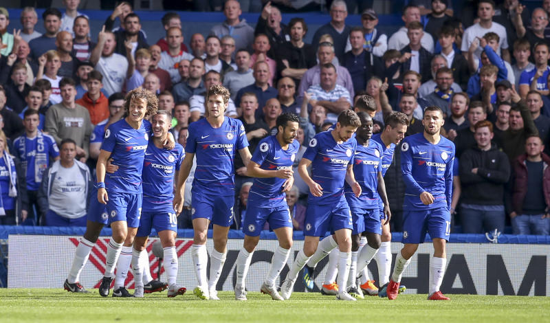 Hazard left out of Chelsea squad for Europa League opener