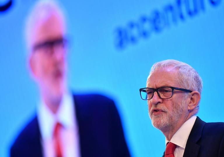 Corbyn said hostility from business groups, political rivals and the right-wing media was inevitable