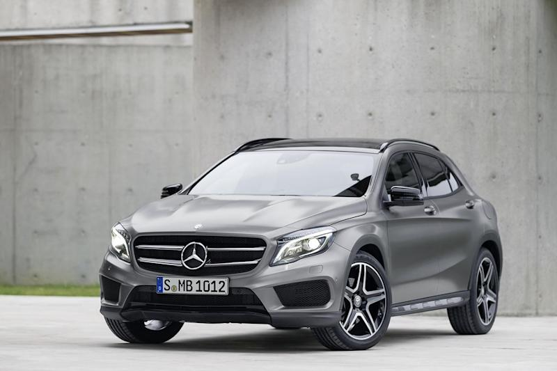 Mercedes Benz Recalls One Million Vehicles for Fire Risks