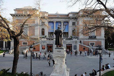 The Prado Museum. Photos: Getty