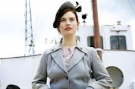 """<p>Based on the 2008 historical novel by Mary Ann Shaffer and Annie Barrows by the same name, a London author (played by Lily James) bonds with the residents of Guernsey Island in the aftermath of World War II and begins to exchange letters with them. Through her correspondence, she learns what life was like during the German occupation, which changes her perspective on everything. </p> <p><a href=""""http://www.netflix.com/title/80223371"""" class=""""link rapid-noclick-resp"""" rel=""""nofollow noopener"""" target=""""_blank"""" data-ylk=""""slk:Watch The Guernsey Literary and Potato Peel Society on Netflix"""">Watch <strong>The Guernsey Literary and Potato Peel Society</strong> on Netflix</a>.</p>"""
