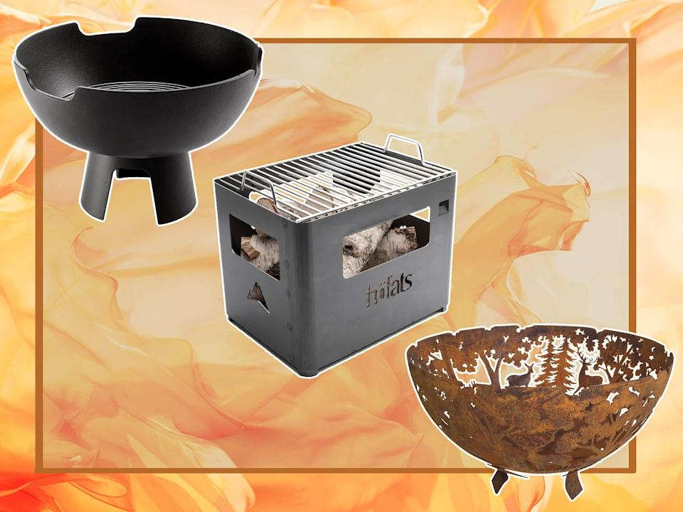 Some of these burners have grills or grates which make them perfect for cooking alfresco (The Independent/ iStock)