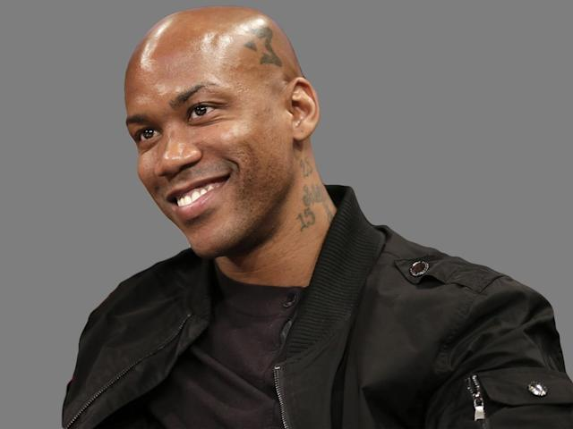 Stephon Marbury was named the head coach of the Beijing Royal Fighters in the Chinese Basketball Association. (AP)
