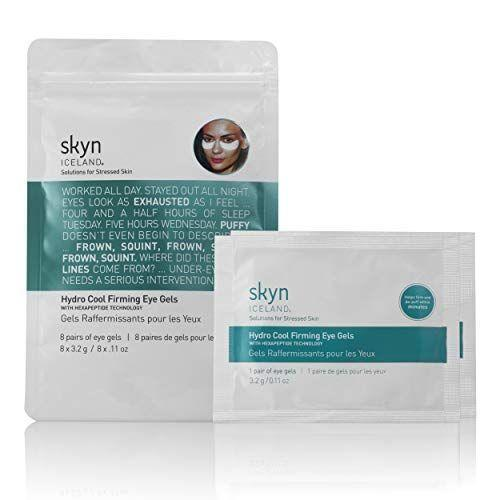 "<p><strong>skyn ICELAND</strong></p><p>amazon.com</p><p><strong>$33.00</strong></p><p><a href=""https://www.amazon.com/dp/B004FH8NAS?tag=syn-yahoo-20&ascsubtag=%5Bartid%7C10067.g.36267084%5Bsrc%7Cyahoo-us"" rel=""nofollow noopener"" target=""_blank"" data-ylk=""slk:Shop Now"" class=""link rapid-noclick-resp"">Shop Now</a></p><p>We first learned about these patches from some of our favorite on-set groomers because of their ability to completely erase eye bags in just 10 minutes. Think of them as a sheet mask for your eyes - stick the underneath your peepers, set your timer, and then peel them off for an immediate effect. Pro tip: keep them in your fridge for extra cooling power.</p>"