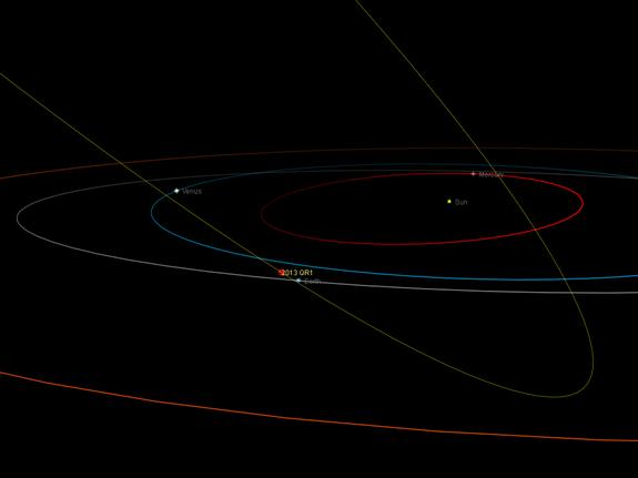 Weekend Webcasts: See a Huge Asteroid and Distant Supernova