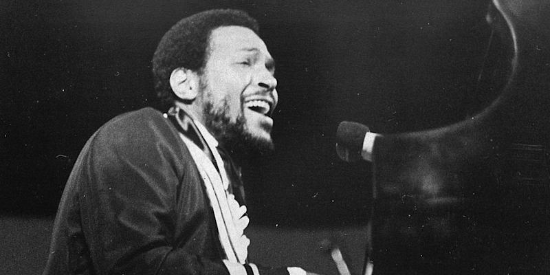 Marvin Gaye What's Going On Live Reissue Announced
