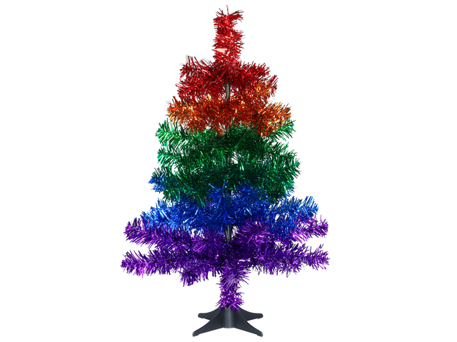 <p>This multicoloured tree will bring some brights to your home</p>Paperchase