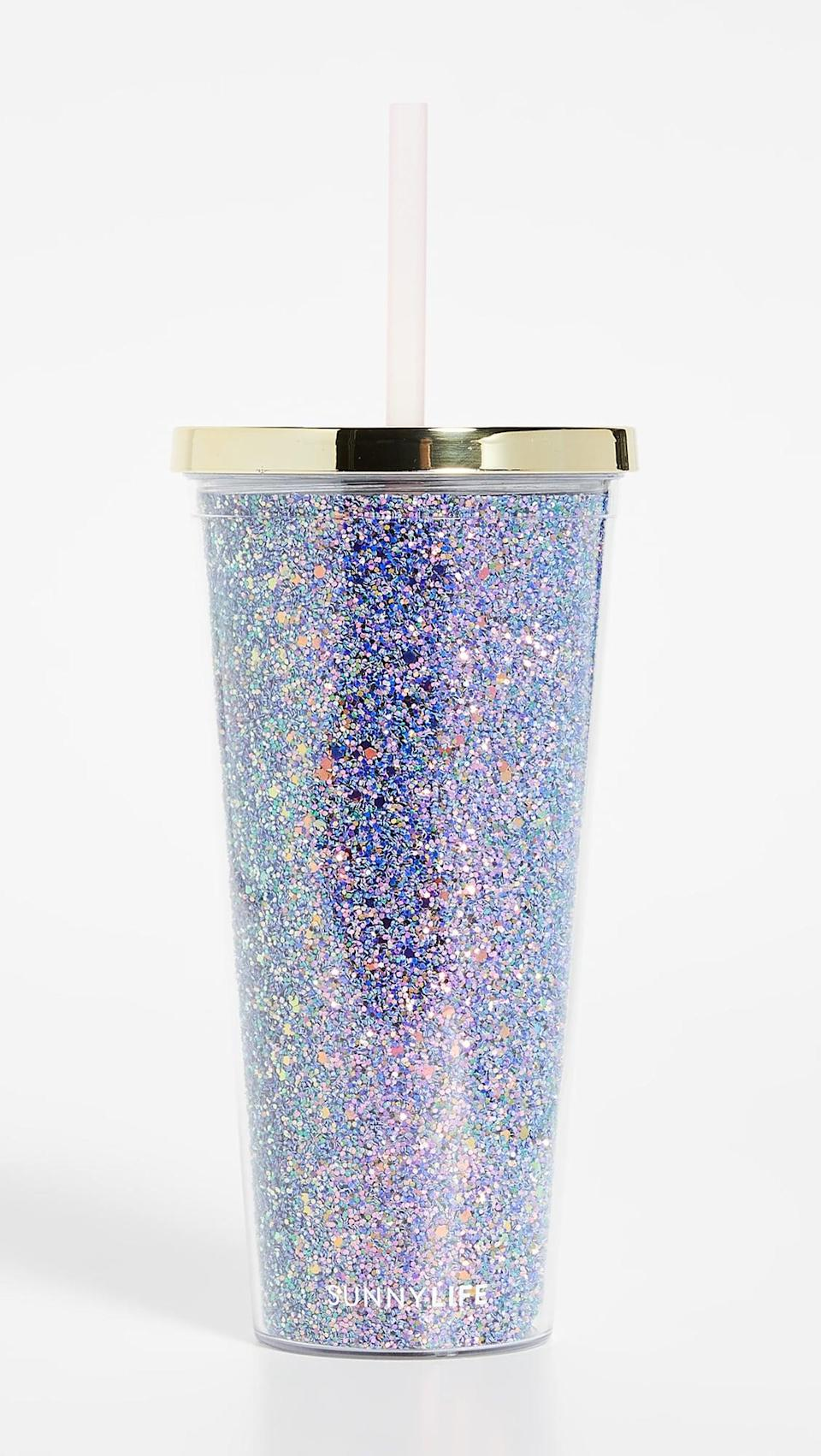 "<p>We all know someone who needs this <a href=""https://www.popsugar.com/buy/SunnyLife-Mermaid-Tumbler-526886?p_name=SunnyLife%20Mermaid%20Tumbler&retailer=shopbop.com&pid=526886&price=16&evar1=fab%3Aus&evar9=36291197&evar98=https%3A%2F%2Fwww.popsugar.com%2Ffashion%2Fphoto-gallery%2F36291197%2Fimage%2F46982968%2FSunnyLife-Mermaid-Tumbler&list1=shopping%2Choliday%2Cwinter%2Cgift%20guide%2Cwinter%20fashion%2Choliday%20fashion%2Cfashion%20gifts&prop13=mobile&pdata=1"" rel=""nofollow noopener"" class=""link rapid-noclick-resp"" target=""_blank"" data-ylk=""slk:SunnyLife Mermaid Tumbler"">SunnyLife Mermaid Tumbler</a> ($16).</p>"