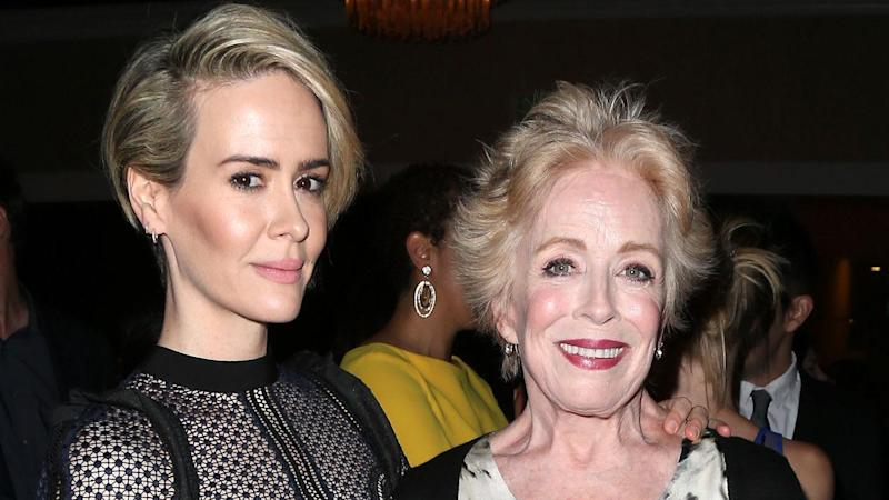 Sarah Paulson Says People Find Her Relationship With Holland Taylor 'Fascinating and Odd'