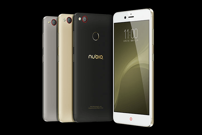 With 4GB RAM and a 23MP camera, the ZTE Nubia Z11 Mini S offers big value