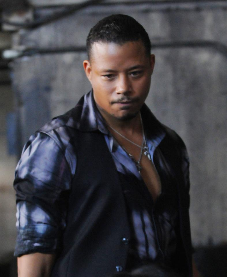 "Oscar nominee <b>Terrence Howard </b>(""Hustle & Flow"") guest stars later this season as a former partner of Danny's back in Newark, who appears via flashback."