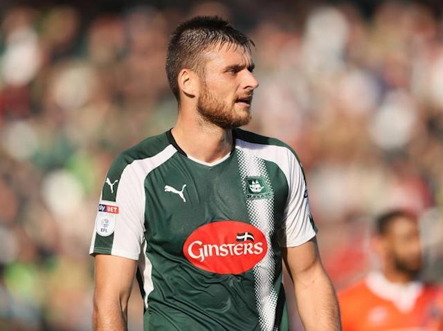 Plymouth defender Ryan Edwards diagnosed with testicular cancer