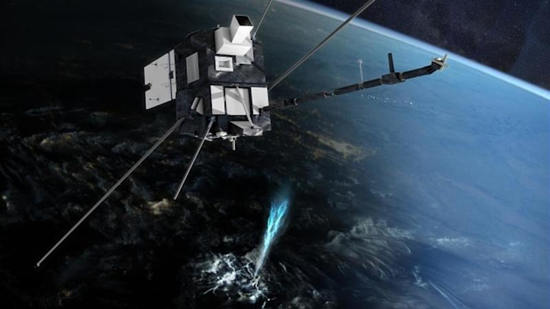 Does lightning impact Earth's atmosphere? This French satellite aims to find out