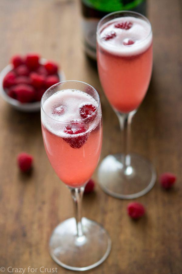 """<p>It's <em>almost</em> too pretty to drink.</p><p>Get the recipe from <a href=""""http://www.crazyforcrust.com/2014/12/champagne-punch-bellini/"""" rel=""""nofollow noopener"""" target=""""_blank"""" data-ylk=""""slk:Crazy For Crust"""" class=""""link rapid-noclick-resp"""">Crazy For Crust</a>.</p>"""