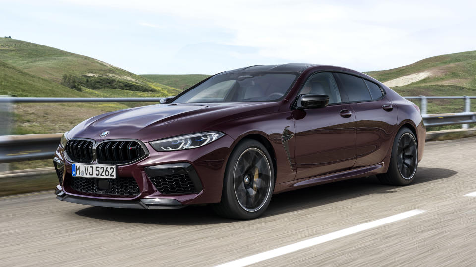 <p><strong>Purple: 14.9 percent less likely to have a deal</strong></p> <p>No, there aren't many purple cars in the world. But yes, we want them all. Purple cars are rare to find, which means folks may believe they can ask for a little extra on top. In many cases, that's true. Take the BMW M8 Gran Coupe above. We'd rock that color and be especially happy doing it, too. Just be prepared to fork out a few extra bucks when it comes to signing on that bottom line.</p>