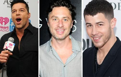 Ricky Martin, Zach Braff and Nick Jonas also took to social media on the amazing news of the YES vote.