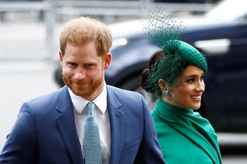 Harry and Meghan move to Los Angeles, Britain's Sun newspaper says