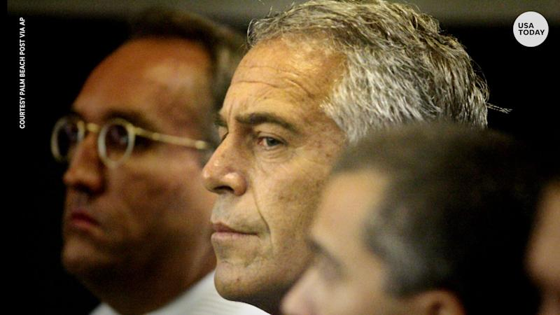 Billionaire sex offender Epstein charged with trafficking conspiracy