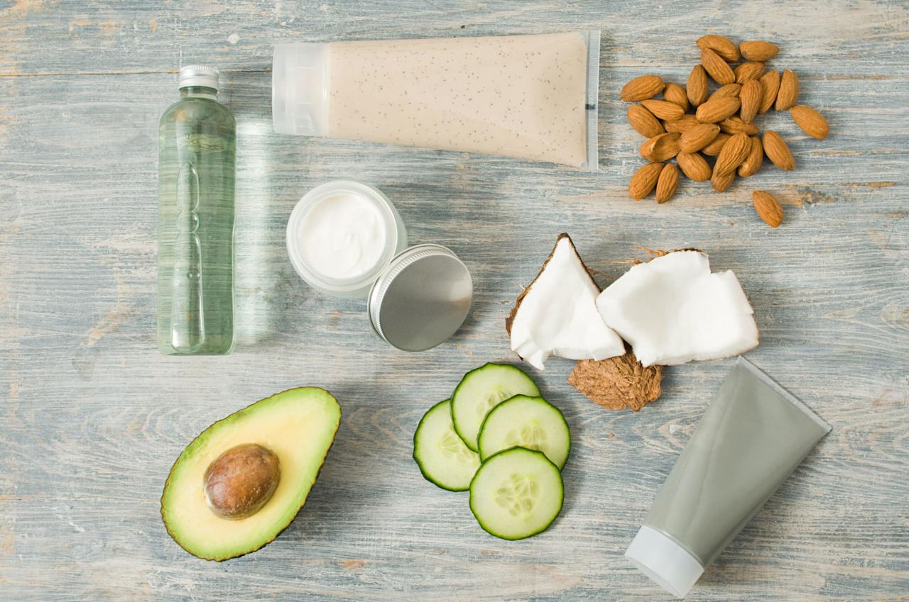 <p>Just because you enjoy a burger with a side of extra bacon doesn't mean you should write off vegan beauty products. See some of our favorite plant-powered skin-care goodies. </p>