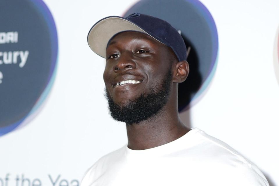 <p>Stormzy is up for three nominations</p>Getty Images