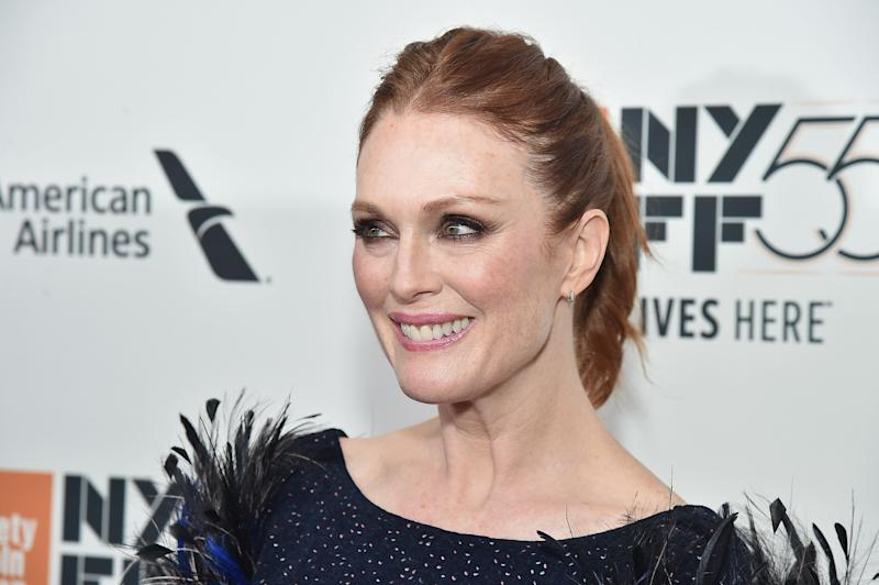 "Moore, who starred in the Weinstein-backed film ""A Single Man,"" <a href=""https://twitter.com/_juliannemoore/status/917400026120323072"" target=""_blank"">tweeted that</a> ""coming forward about sexual abuse and coercion is scary and women have nothing to be gained personally by doing so.&nbsp; But through their bravery we move forward as a culture, and I thank them. Stand with <a href=""https://twitter.com/AshleyJudd"" data-mentioned-user-id=""248747209"">@<strong>AshleyJudd</strong></a> <a href=""https://twitter.com/rosemcgowan"" data-mentioned-user-id=""46233559"">@<strong>rosemcgowan</strong></a> and others."""