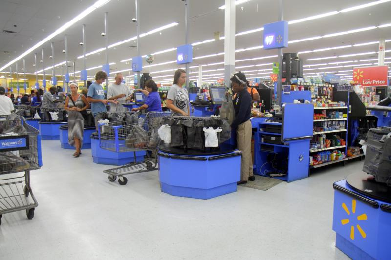 Walmart Plans to Remove Magazine From Checkout Lane