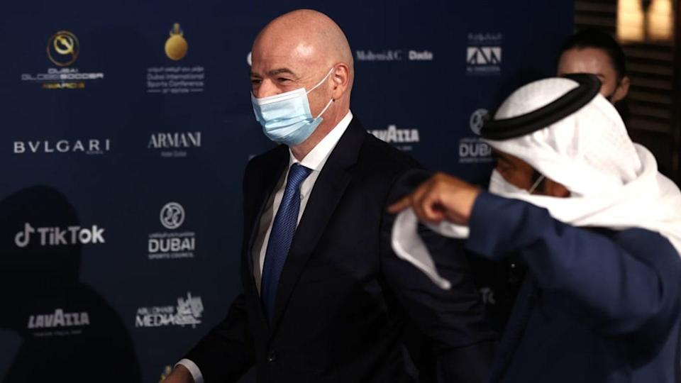 Gianni Infantino | Francois Nel/Getty Images