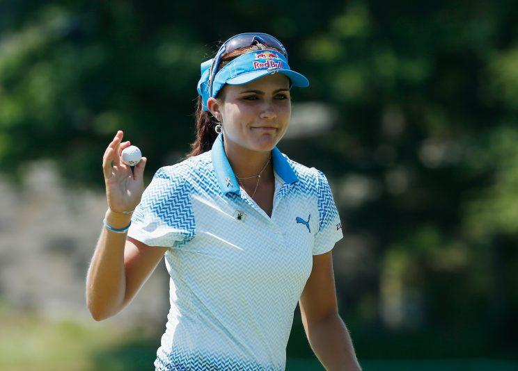 Lexi Thompson to play in Shark Shootout, first woman to play since 2006