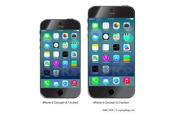 iphone6L and iphone 6