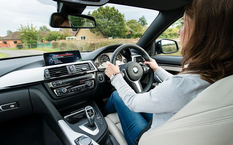 Follow our test drive tips to get the most from your time behind the wheel - David L F Smith www.smithworks.co.uk