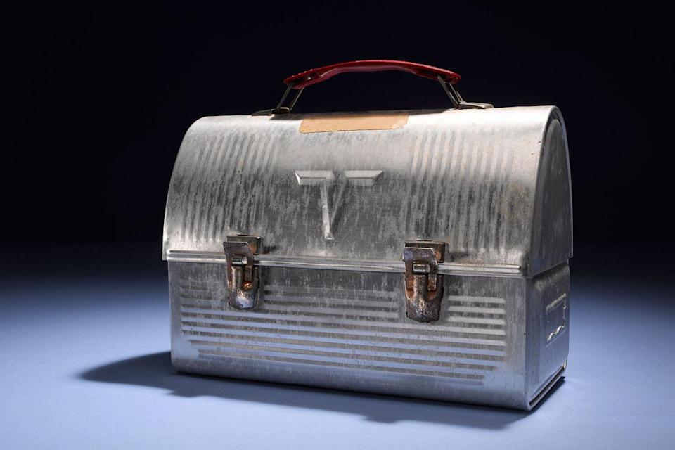 <p>Still holding on to your old lunch box? Boxes featuring The Beatles, The Jetsons, and even Rambo can score a lot of cash.</p><p><strong>What it's worth: </strong>Up to $3,100<br></p>