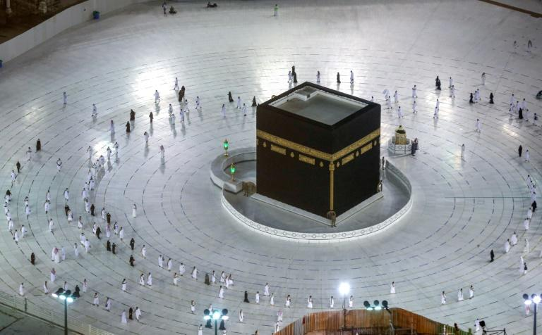 Mecca reopens for limited 'umrah' pilgrimage