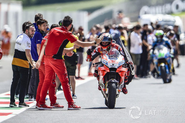 "2018: Jorge Lorenzo (Ducati) <span class=""copyright"">Gold and Goose / Motorsport Images</span>"