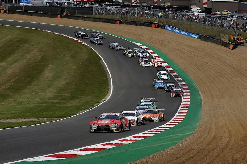 DTM plans to run two consecutive events at venues