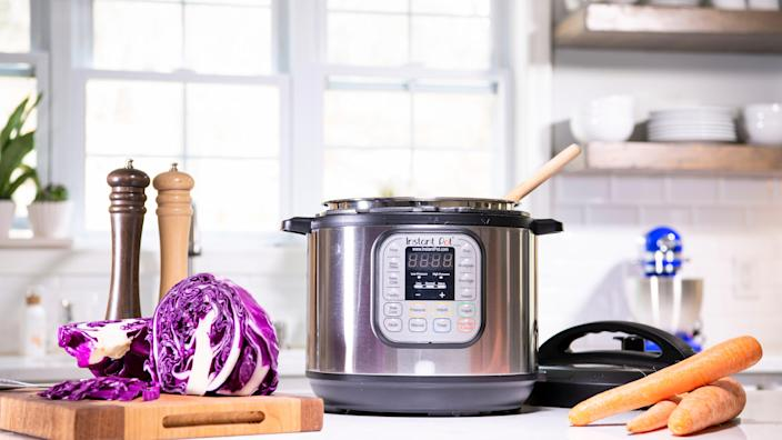 Black Friday 2020: The Instant Pot is on sale now at Best Buy, Amazon and Macy's, plus it makes a great gift.