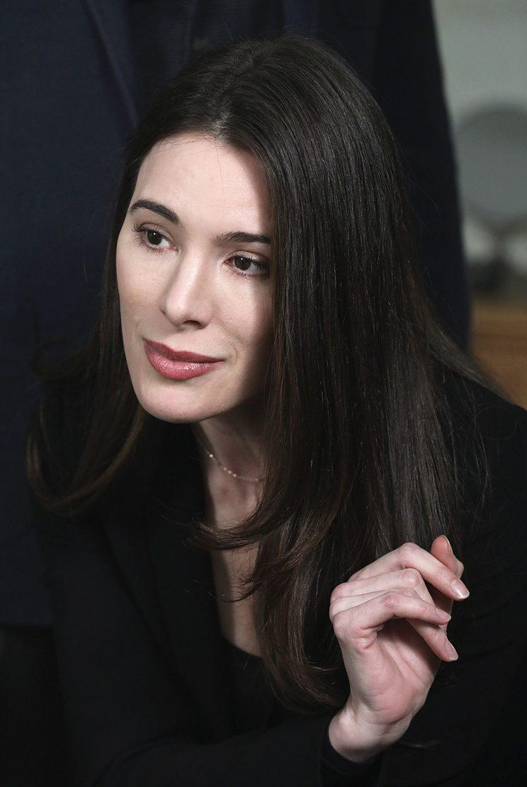 Jaime Murray as Black Fairy in ABC's Once Upon a Time. (Photo: Jack Rowand/ABC)
