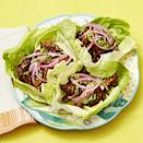 "<p>She won't be able to get enough of these sticky-sweet wraps, which are loaded with brown sugar, ginger, mustard, and rice vinegar. The flavor is unforgettable.</p><p><strong><a href=""https://www.thepioneerwoman.com/food-cooking/recipes/a35928382/instant-pot-sticky-pork-lettuce-wraps-recipe/"" rel=""nofollow noopener"" target=""_blank"" data-ylk=""slk:Get the recipe"" class=""link rapid-noclick-resp"">Get the recipe</a>.</strong></p><p><strong><a class=""link rapid-noclick-resp"" href=""https://go.redirectingat.com?id=74968X1596630&url=https%3A%2F%2Fwww.walmart.com%2Fbrowse%2Fhome%2Fserveware%2Fthe-pioneer-woman%2F4044_623679_639999_2347672&sref=https%3A%2F%2Fwww.thepioneerwoman.com%2Ffood-cooking%2Fmeals-menus%2Fg35589850%2Fmothers-day-dinner-ideas%2F"" rel=""nofollow noopener"" target=""_blank"" data-ylk=""slk:SHOP PLATTERS"">SHOP PLATTERS</a></strong></p>"