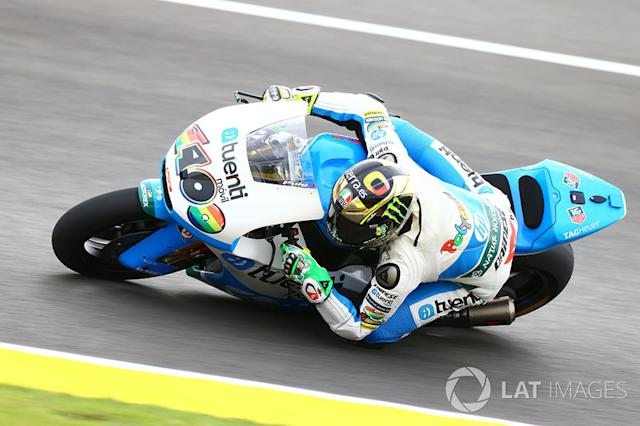 "#40 Pol Espargaró (Moto2) - 2013 <span class=""copyright"">Gold and Goose / Motorsport Images</span>"