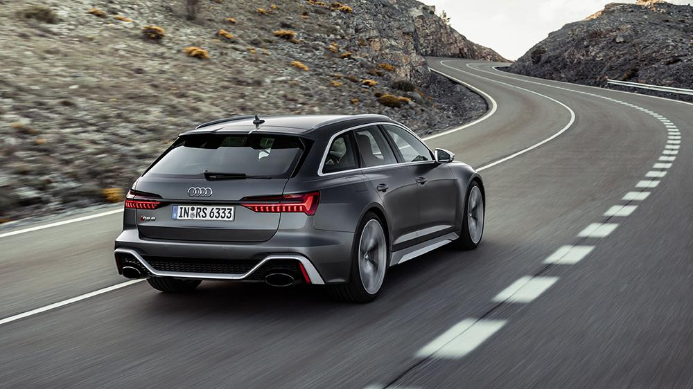 Audi RS6 is a face-shredding family wagon