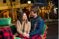 <p><strong>Sunday, November 29 at 8 p.m.</strong></p><p>Amelia (played by <strong>Vanessa Lachey</strong>) and Vic (played by <strong>Ryan McPartlin</strong>) have their eye on the same storefront. They go head-to-head to secure the space, but the seller, a recent widow named Elder, won't entertain their competitive behavior. Instead, the two put their bickering aside to help Elder see the beauty in Christmas again.</p>