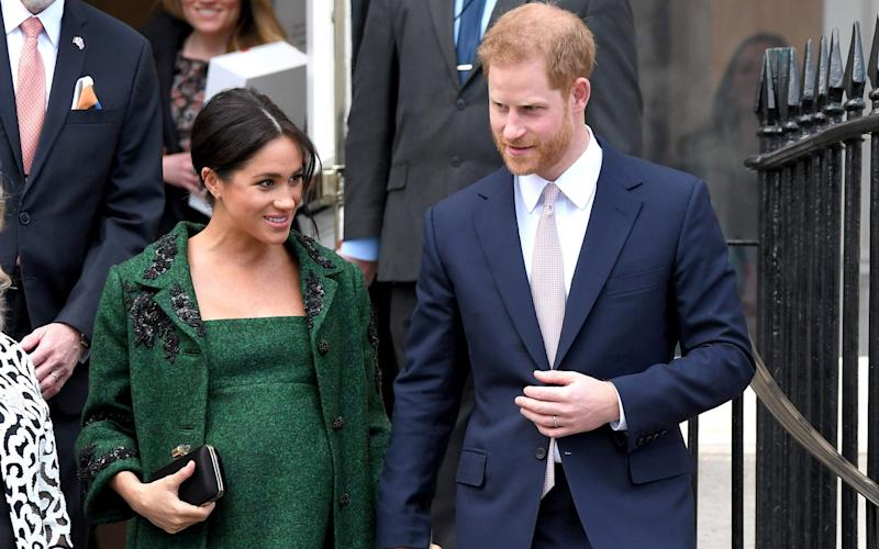 The Duke and Duchess are forward-thinking royals and may choose a name that surprises everyone - or will they? - WireImage
