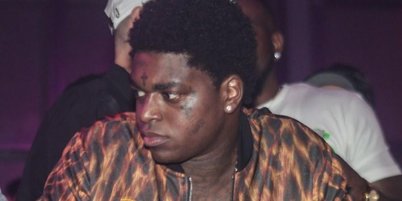 Kodak Black Faces Additional Weapons Charges in Florida