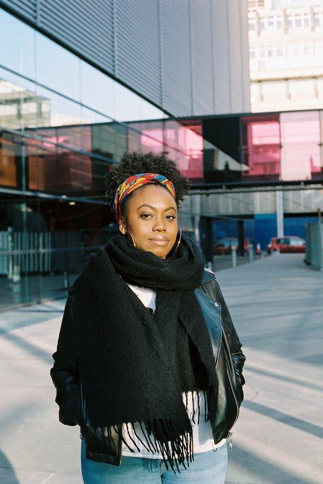 Christania witnessed a friend being subjected to racist abuse from another gay woman at a Pride event in London.