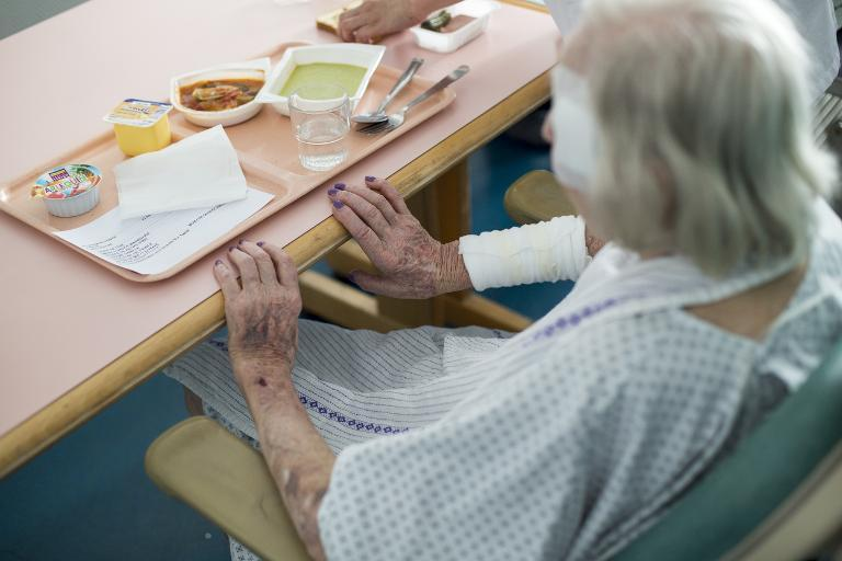 Under the new standards patients in NHS hospitals will be screened for malnutrition and given personal food plans