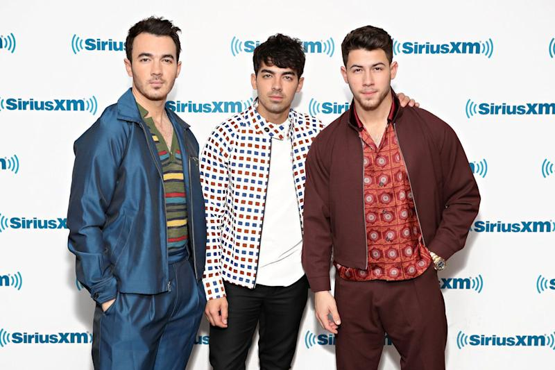 The Jonas Brothers have made a comeback after a decade-long music hiatus [Photo: Getty]