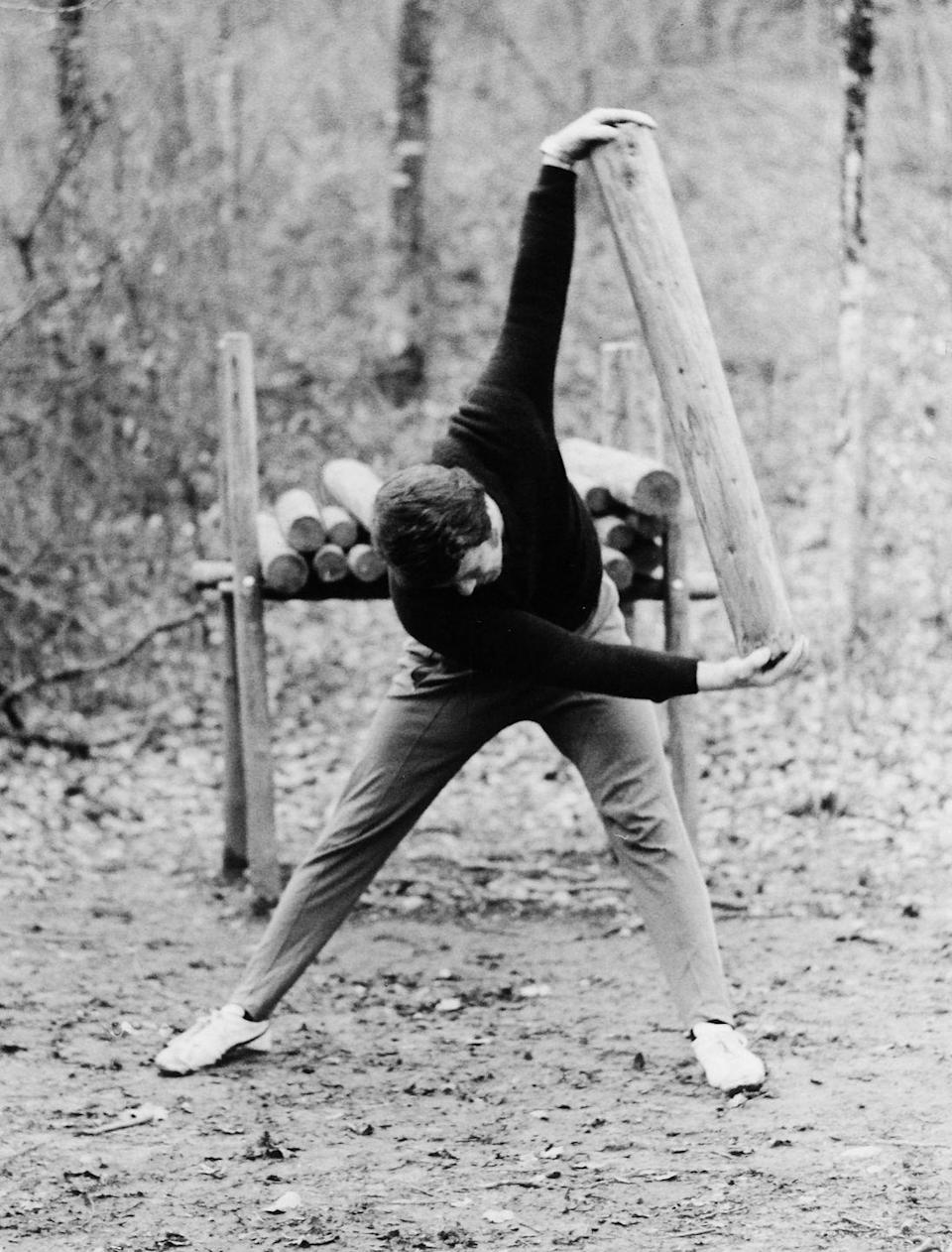 <p>Have you heard of CrossFit? Back in the 1970s, Vita Parcours—an outdoor fitness trail that had various courses and exercises set up along it—was basically the CrossFit of this era. </p>