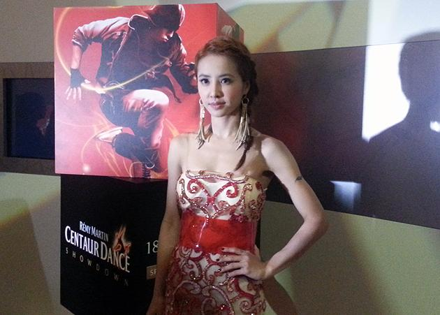Taiwanese diva Jolin Tsai has no plans to settle down. (Yahoo! photo)