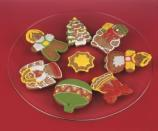"""<div class=""""caption-credit""""> Photo by: Morena Escardo</div><b>Christmas Cookies</b> <br> Delicious, well-decorated Christmas cookies seem to be a traditional holiday treat no matter where you're from. Case in point: these cute cookies are made by a woman who lives in Peru, but was born in Germany. <i>- Morena Escardo, Peru Delights</i> <br> <i><a href=""""http://www.babble.com/best-recipes/nine-traditional-recipes-for-a-latin-christmas/#christmas-cookies"""" rel=""""nofollow noopener"""" target=""""_blank"""" data-ylk=""""slk:Get the recipe"""" class=""""link rapid-noclick-resp"""">Get the recipe</a></i>"""